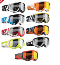 New Adult Thor Sniper Goggles Motocross Enduro Quad Downhill All Colour Styles